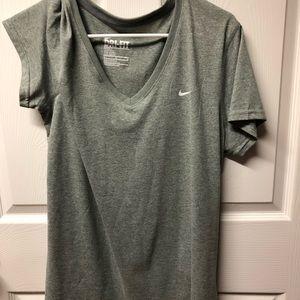 Tops - Nike dri fit shirt